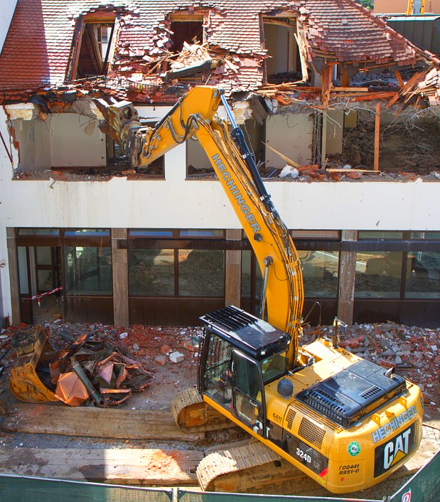 Demolition Contractor Services